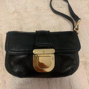 Michael Kor's wristlet/small handbag